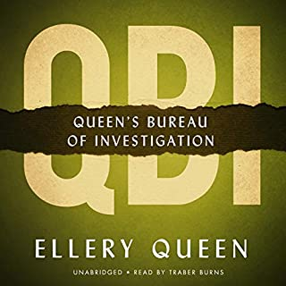QBI audiobook cover art