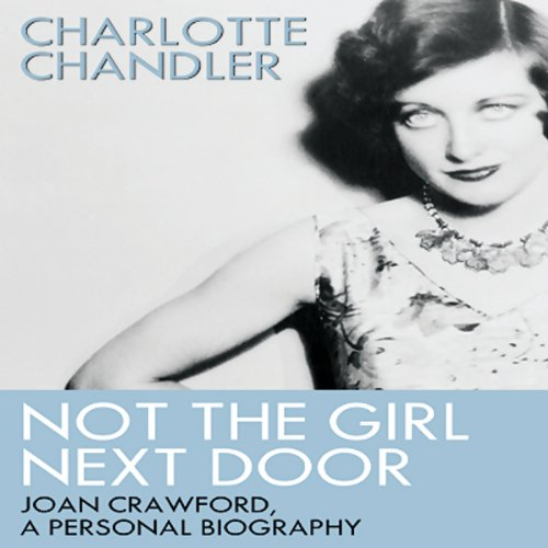 Not the Girl Next Door audiobook cover art