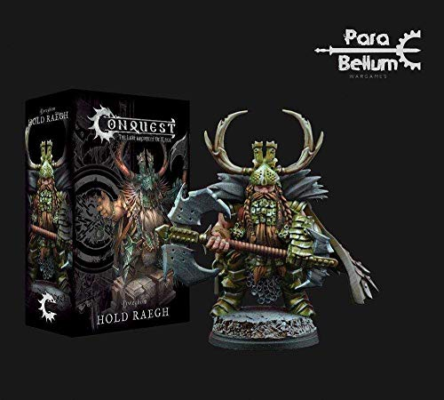 Para Bellum Wargames Conquest: The Last Argument of Kings Miniature Dweghom: Hold Raegh