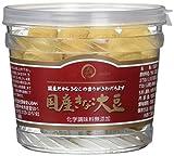 美味安心 国産きなこ大豆 カップ150g