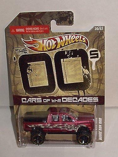 Hot Wheels Fahrzeuge der Jahrzehnte - die 2000er - Corvette ZR1