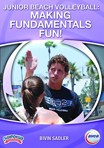Junior Beach Volleyball: Making Fundamentals Fun!