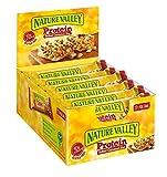 Nature Valley Protein Salted Caramel Nut, 12er Pack Proteinriegel (12 x 40 g)