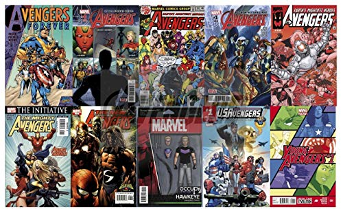 comic packs marvel - 5