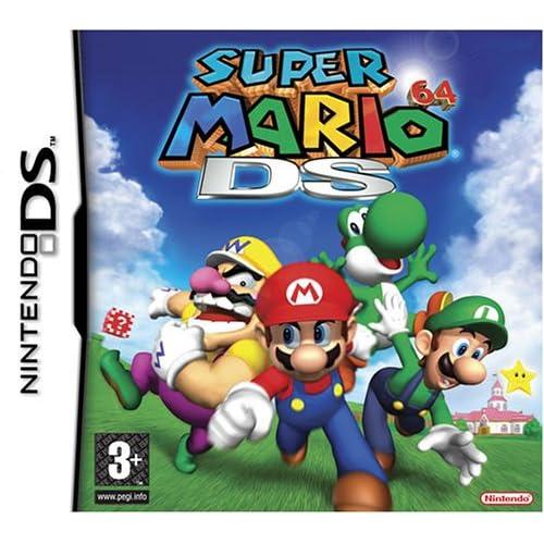 Super Mario 64 Ds Nintendo Ds Nintendo Ds Amazon Co Uk