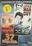Little Mad Guy / 37 Ninja Kids Slim Case