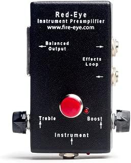 Red-Eye Instrument Preamplifier