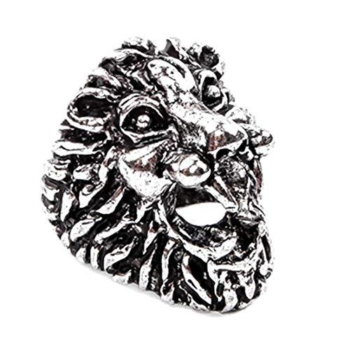 Humo diseño del Anillo de León Cigarrillos Titular del Estante del Dedo anular de Fumar Cigarrillos Accesorios