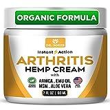Arthritis Pain Cream - First Ever Organic...