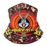TUCBOA 12-In 1 Headwear,Looney Tunes 12 En 1 Diademas, Diademas Suaves para Correr En La Montaña,26x30cm