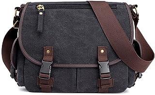 Xieifuxixxxdjb shoulder bag for men Men's Handbag Canvas Shoulder Bag Messenger Bag Men Fashion Tide Bag Casual Korean Sty...
