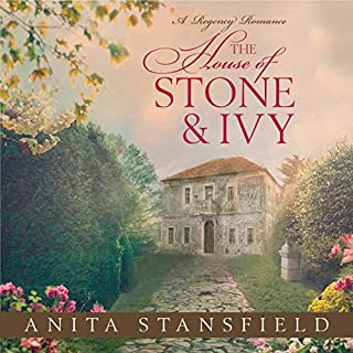 The House of Stone and Ivy audiobook cover art