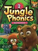 JUNGLE PHONICS 2 STUDENT BOOK WITH STUDENT DIGITAL MATERIALS