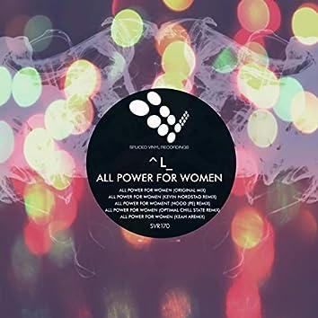 All Power For Women