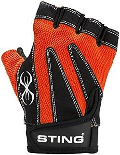 Sting – M1 Magnum Training Gloves, röd, vit, svart, storlek M