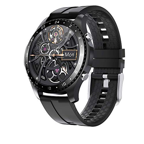 LIGE Smart Watch, Sport Fitness IP67 Impermeabile Pressione sanguigna frequenza cardiaca Monitor Touch Screen Touch Screen Smart Wrist Watch