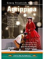 歌劇『アグリッピーナ』全曲 フィスバック演出、マルゴワール指揮、ジャンス、ジャルースキー