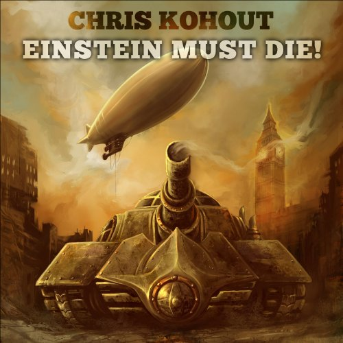 Einstein Must Die! audiobook cover art