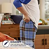 Huggies DryNites Boy hochabsorbierende Pyjamahosen Unterhosen für Jungen 4-7 Jahre, 2 Pack (2 x 3 x 10 Windeln) - 8