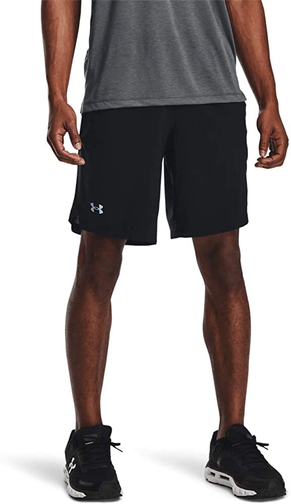 Under Armour Fashionable Men's Launch Stretch 9-inch Woven Outlet ☆ Free Shipping Shorts