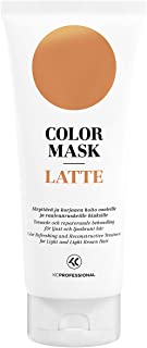 Color Mask Latte Reconstructive Treatment - Toning Conditioner for Light Brown Hair - 6.76 oz