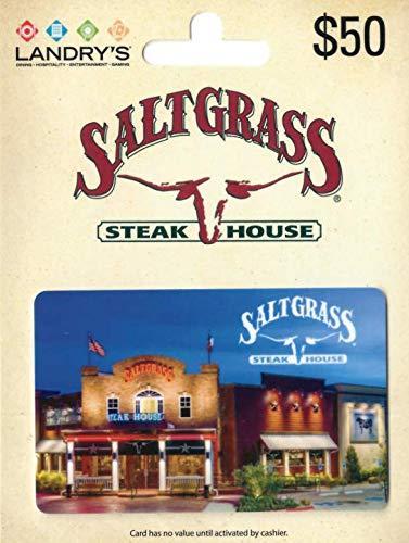 Saltgrass Steak House Gift Card $50