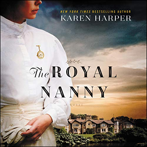 The Royal Nanny  By  cover art