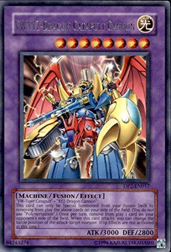 Yu-Gi-Oh! - VWXYZ-Dragon Catapult Cannon (DP2-EN017) - Duelist Pack 2 Chazz Princeton - Unlimited Edition - Rare