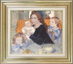 モーリス・ドニ『家族の肖像』