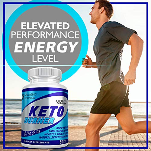 Keto Diet Pills-Natural Exogenous Ketones Supplement-Weight Loss Appetite Suppressant Keto Diet Pills That Work Fast for Women and Men-Perfect Keto Fat Burner-Metabolism Booster for Fast Weight Loss 7
