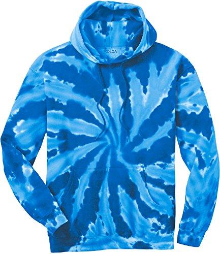 Koloa Surf Co. Colorful Tie-Dye Hoodies - Tie-Dye Hooded Sweatshirts Sizes S-5XL