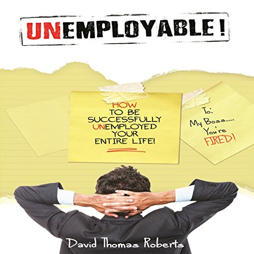 Unemployable! audiobook cover art