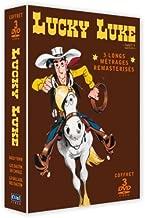 Lucky Luke 3 Films Les Dalton en cavale / La ballade des Dalton / Daisy Town  Lucky Luke: The Daltons on the Run / Lucky Luke: Ballad of the NON-USA FORMAT, PAL, Reg.2 France