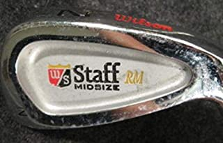 Wilson Staff Staff RM Midsize Forged Iron Set 3-PW Stock Steel Shaft Steel Stiff Right Handed 38 in