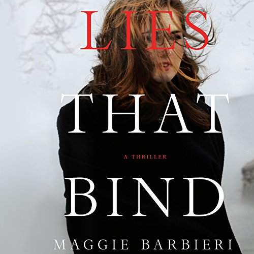 Lies That Bind audiobook cover art