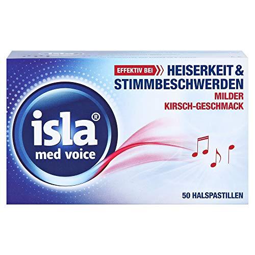 ISLA MED voice Pastillen 50 Stück