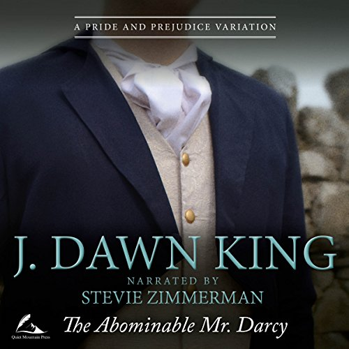The Abominable Mr. Darcy audiobook cover art