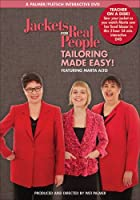 Jackets for Real People: Tailoring Made Easy! [DVD]