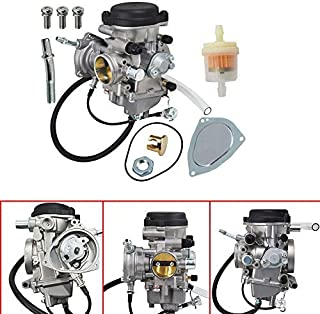 Best 2007 yamaha grizzly 450 carburetor Reviews