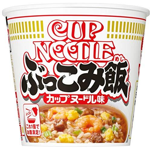 日清 カップヌードル ぶっこみ飯 90g