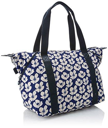 Kipling Women's Art Handbag, 44 x 27 x 20 cm Multicolour Size: One size