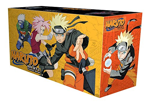 Naruto Box Set 2: Volumes 28-48 with...