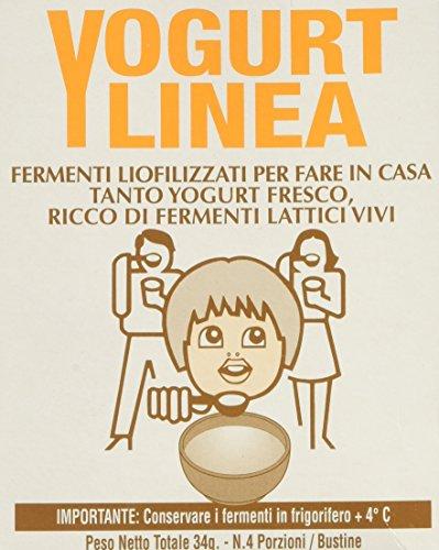 Yogurt Linea Fermenti Liofilizzati 34G