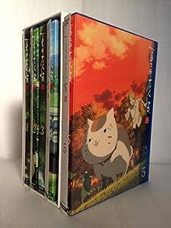 夏目友人帳 参 DVD 全5巻セット 特典完備 完全生産限定版 ニャンコ先生 ドラマCD