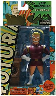 Futurama Toynami Series 2 Action Figure Zapp Brannigan