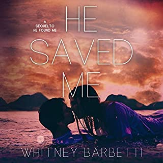 He Saved Me audiobook cover art