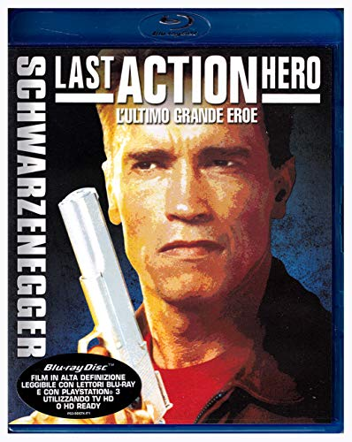Last Action Hero [Edizione Italiana 1^ SONY PICTURES BluRay]