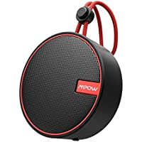 Mpow Q2 Portable Waterproof 10W Bluetooth Speaker with Enhanced Bass