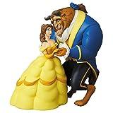 Medicom Disney's Beauty & The Beast: Belle & The Beast Ultra Detail Figure