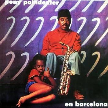 Pony Poindexter En Barcelona